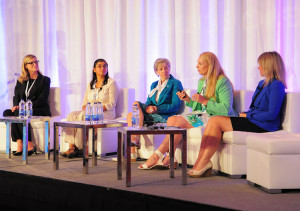 Women of Impact_Panel discussion at COM 2015